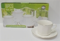 Picture of 8pce Cups & Saucers GGK