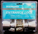 Picture of S/S Diamond Entrance Locks Adjustable 590