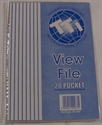 Picture of 20pg Flip Files