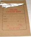 Picture of 72pg Exercise College Book (8x10&#39;s)
