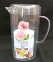 Picture of Acrylic Jug + Flower