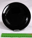 Picture of Plate Side Black 7.5""
