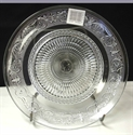 "Picture of 13"" Crystal Cake Platter"