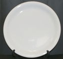Picture of Plate White Round 10.5""
