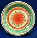 Picture of S\ware Dinner Plate Hand\P Glazed 10.5""