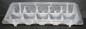 Picture of Ice Cube Tray 10 Blocks 19x7.5cm