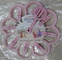 Picture of Plastic Hanger With Pegs 8pce