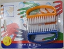Picture of Plastic Nail Brush 2pce