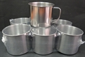 Picture of Stainless Steel Mug 8cm (6 shrink)