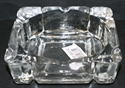 Picture of Glass Square Ashtray 8.9 x 2.1 cm